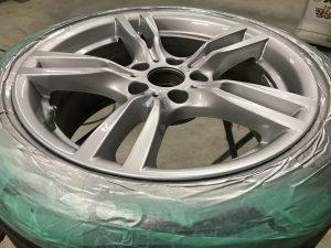 BMW塗装After2