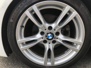 BMW塗装Before1